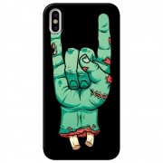 Capa Personalizada para Apple Iphone X - Rock n Roll - AT06