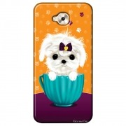 Capa Personalizada para Asus Zenfone 4 Selfie Pro 5.5 ZD552KL - Cachorro no Pote - DE03