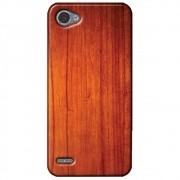 Capa Personalizada para LG Q6 M700TV - Madeira Verniz - TX45