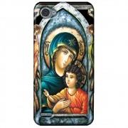 Capa Personalizada para LG Q6 M700TV - Maria Mãe de Jesus - RE15