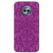 Capa Personalizada para Motorola Moto G6 - Flores - TX61