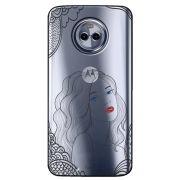 Capa Personalizada para Motorola Moto G6 - Girl - TP266