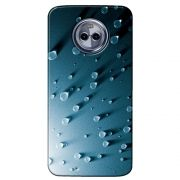 Capa Personalizada para Motorola Moto G6 - Gotas d água - TX23