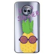 Capa Personalizada para Motorola Moto G6 - Hello Summer - TP322