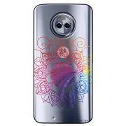 Capa Personalizada para Motorola Moto G6 - Mandala - TP251