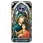 Capa Personalizada para Motorola Moto G6 - Maria Mãe de Jesus - RE15