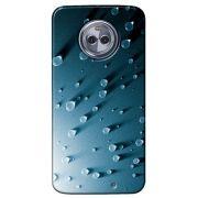 Capa Personalizada para Motorola Moto G6 Plus - Gotas d água - TX23