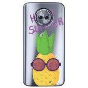 Capa Personalizada para Motorola Moto G6 Plus - Hello Summer - TP322