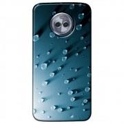 Capa Personalizada para Motorola Moto X4 XT1900 - Gotas d Água - TX23
