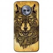 Capa Personalizada para Motorola Moto X4 XT1900 - Lobo Silvestre - PE81