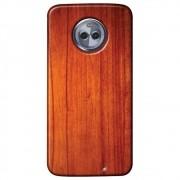 Capa Personalizada para Motorola Moto X4 XT1900 - Madeira Verniz - TX45