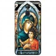 Capa Personalizada para Quantum Go 2 - Maria Mãe de Jesus - RE15