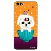 Capa Personalizada para Quantum You - Cachorro no Pote - DE03