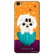 Capa Personalizada para Quantum You L - Cachorro no Pote - DE03
