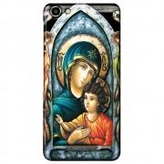 Capa Personalizada para Quantum You L - Maria Mãe de Jesus - RE15