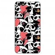 Capa Personalizada para Quantum You - Love Panda - LV21
