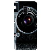 Capa Personalizada para Samsung Galaxy A8 2018 - Câmera Fotográfica - TX51