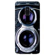 Capa Personalizada para Samsung Galaxy A8 2018 - Câmera Fotográfica - TX56