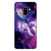 Capa Personalizada para Samsung Galaxy A8 2018 Plus - Galaxia - TX49