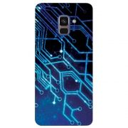 Capa Personalizada para Samsung Galaxy A8 2018 Plus - Hightech - HG06