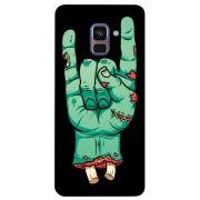 Capa Personalizada para Samsung Galaxy A8 2018 Plus - Rock n Roll - AT06