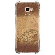 Capa Personalizada para Samsung Galaxy J4 Plus J415 Horóscopo Papiro - MC03