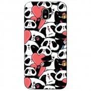 Capa Personalizada para Samsung Galaxy J5 Pro J530 - Love Panda - LV21