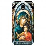 Capa Personalizada para Samsung Galaxy J5 Pro J530 - Maria Mãe de Jesus - RE15