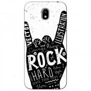 Capa Personalizada para Samsung Galaxy J5 Pro J530 - Rock n Roll - MU31