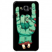 Capa Personalizada para Samsung Galaxy J7 Neo - Rock n Roll - AT06
