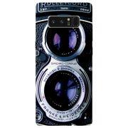 Capa Personalizada para Samsung Galaxy Note 8 - Câmera Fotográfica - TX56
