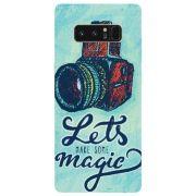 Capa Personalizada para Samsung Galaxy Note 8 - Câmera Fotográfica - VT16