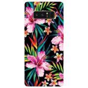 Capa Personalizada para Samsung Galaxy Note 8 - Flor - FL12