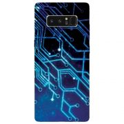 Capa Personalizada para Samsung Galaxy Note 8 - Hightech - HG06