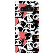 Capa Personalizada para Samsung Galaxy Note 8 - Love Panda - LV21