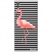 Capa Personalizada para Sony Xpperia XA1 - Flamingo - TP317