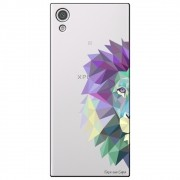 Capa Personalizada para Sony Xpperia XA1 - Leão - TP234