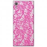 Capa Personalizada para Sony Xpperia XA1 - Renda Pink - TP282
