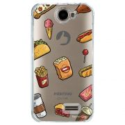 Capa Personalizada Positivo One S420 Food - TP105