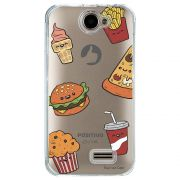 Capa Personalizada Positivo One S420 Food - TP106