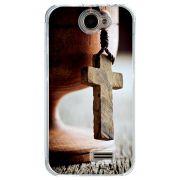 Capa Personalizada para Positivo One S420 Religião - RE03