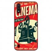Capa Personalizada Samsung Galaxy A01 A015 - Cinema - VT08