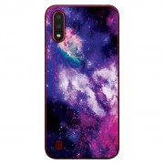 Capa Personalizada Samsung Galaxy A01 A015 - Galaxia - TX49