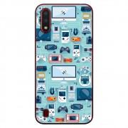 Capa Personalizada Samsung Galaxy A01 A015 - Games - VT13