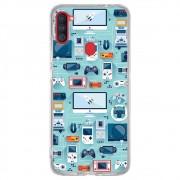 Capa Personalizada Samsung Galaxy A11 A115 - Games - VT13