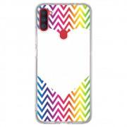 Capa Personalizada Samsung Galaxy A11 A115 - Love - LB18