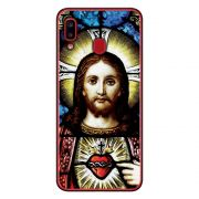 Capa Personalizada Samsung Galaxy A20 A205 - Religião - RE02