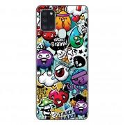 Capa Personalizada Samsung Galaxy A21S A207 - Artísticas - AT22