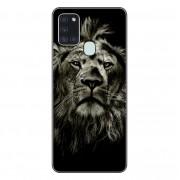 Capa Personalizada Samsung Galaxy A21S A207 - Pets - PE08