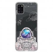 Capa Personalizada Samsung Galaxy A31 A315 - Estrelas - ST04